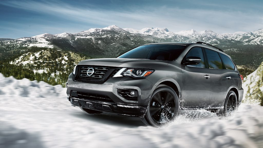 2019 Nissan Pathfinder Midnight Edition