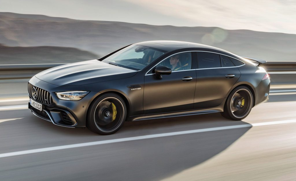 2019 Mercedes-Benz AMG GT 4-Door Coupe