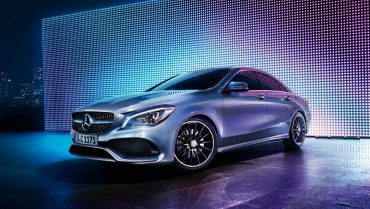 Lease a Mercedes CLA200